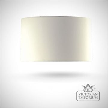 Cylinder Lamp Shade in Cream - 34cm