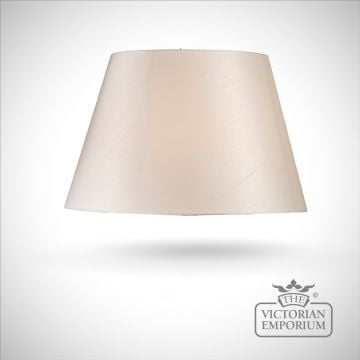 Empire Lamp Shade in Oyster - 51cm