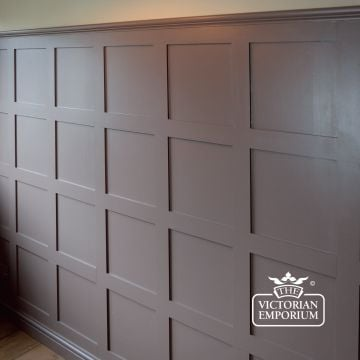 Square wall panelling - small