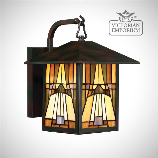 Tiffany Ingle Exterior Medium Wall Lantern