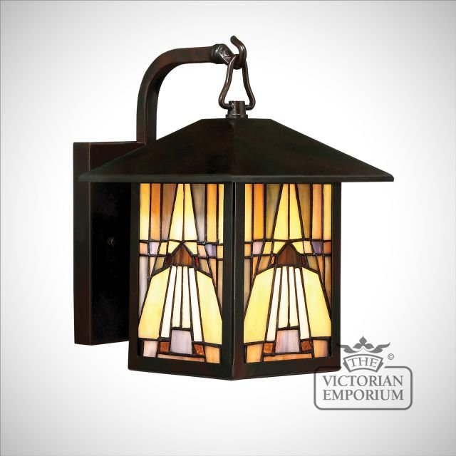 Tiffany Ingle Exterior Small Wall Lantern