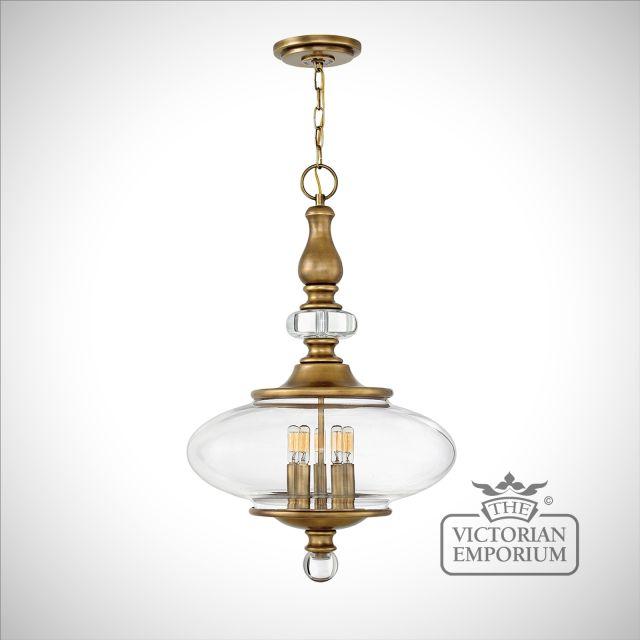 Wexford 5 light ceiling pendant