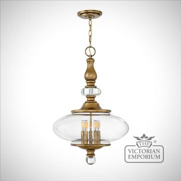 Wexford 5 light ceiling pendant