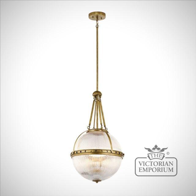 Aster 3 light ceiling pendant