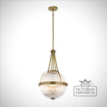 Aster 3 light ceiling pendant