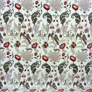 English Needlework Fabric - curtain fabrics and upholstery fabric