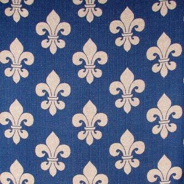 Fleur de Lys Fabric