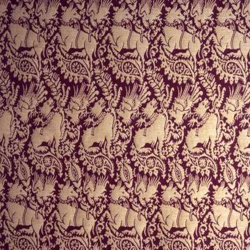 Heraldic Beasts Fabric