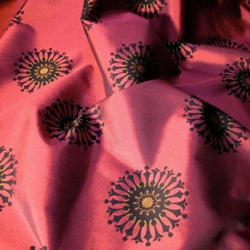 Aztec Mayfair Fabric - various colours