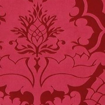 Bellini Classic Fabric - Red or Champagne - curtain fabrics and upholstery fabric