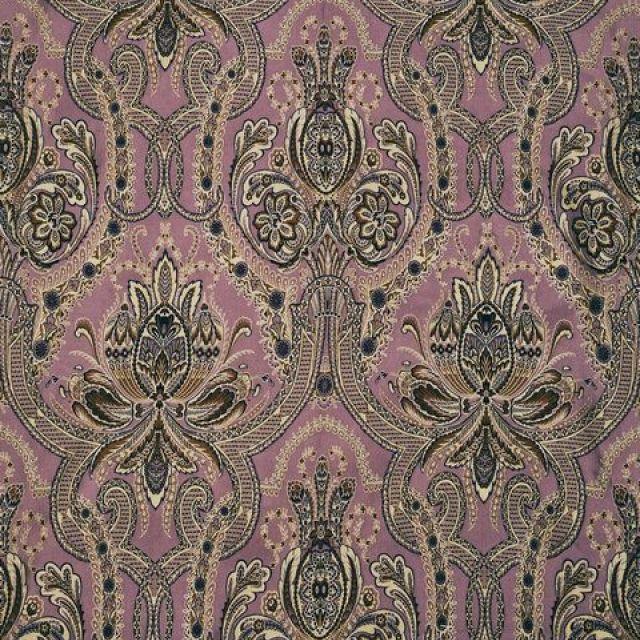 Marmaduke Paisley Fabric