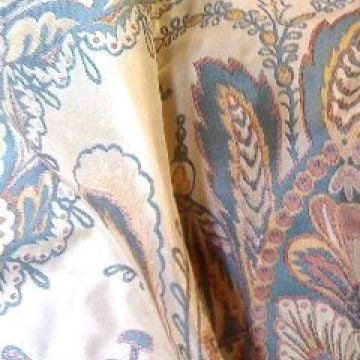 Marmaduke Silk Fabric - curtain fabrics and upholstery fabric