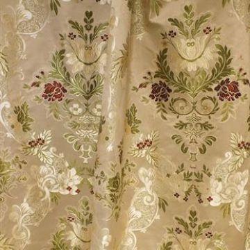 Persephone Fabric - Ivory