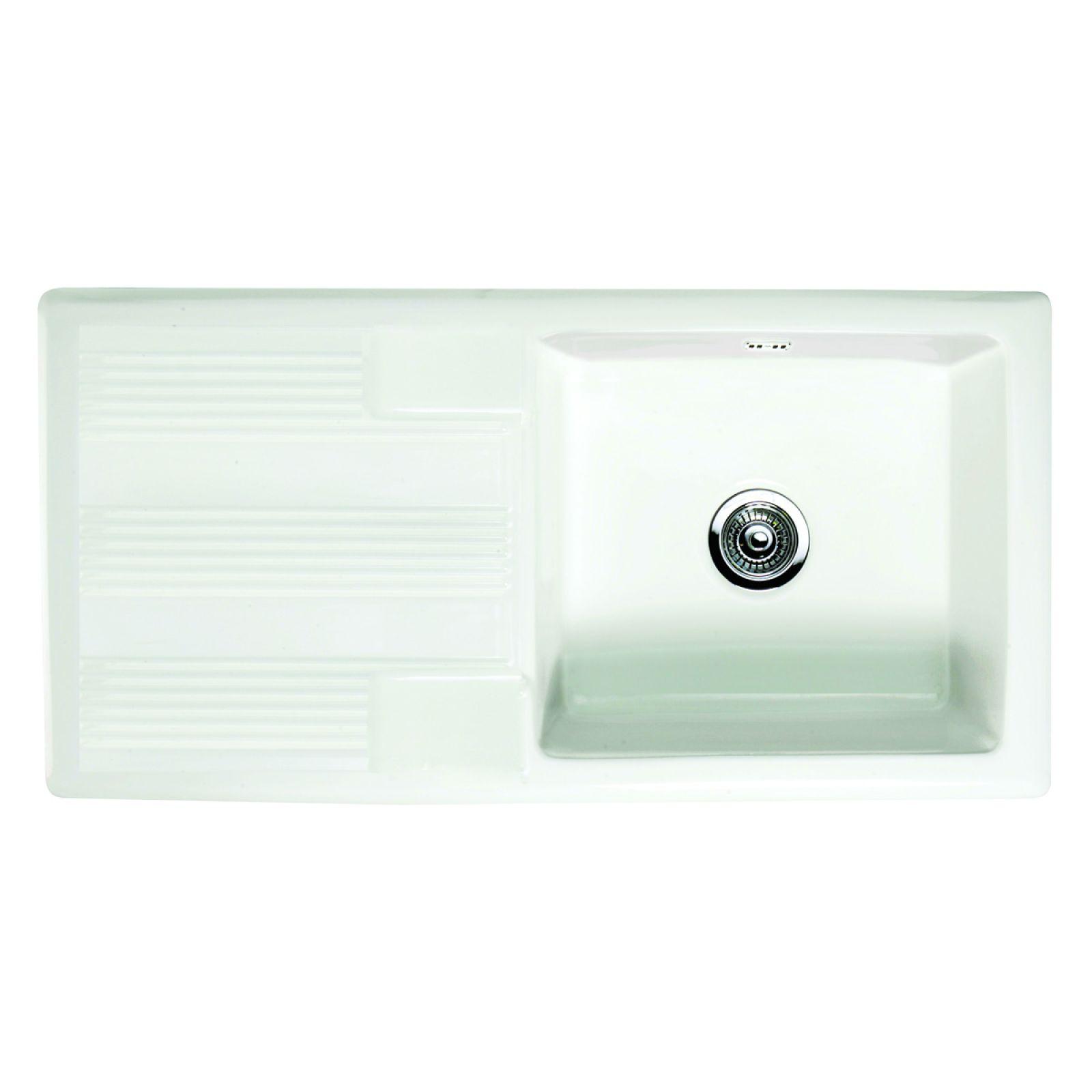 Inset Victorian Sink N4 Kitchen sinks