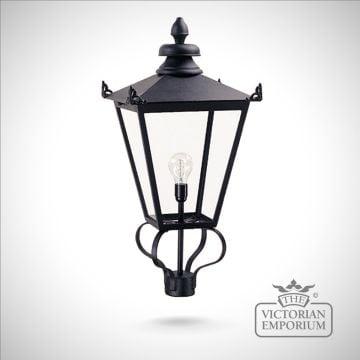 Wilmslow lantern (lantern head only)