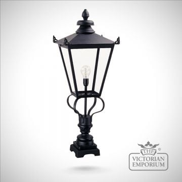 Large classic Wilmslow newel lantern