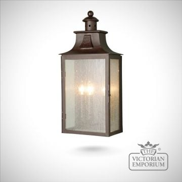 Balmoral wall lantern