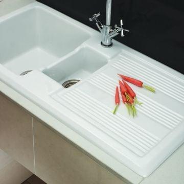 Inset Victorian Sink N1