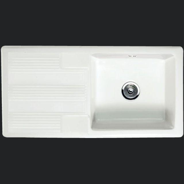 Inset Victorian Sink 4