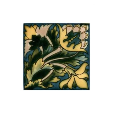 Victorian Maurice decorative tiles 152x152mm - exterior use