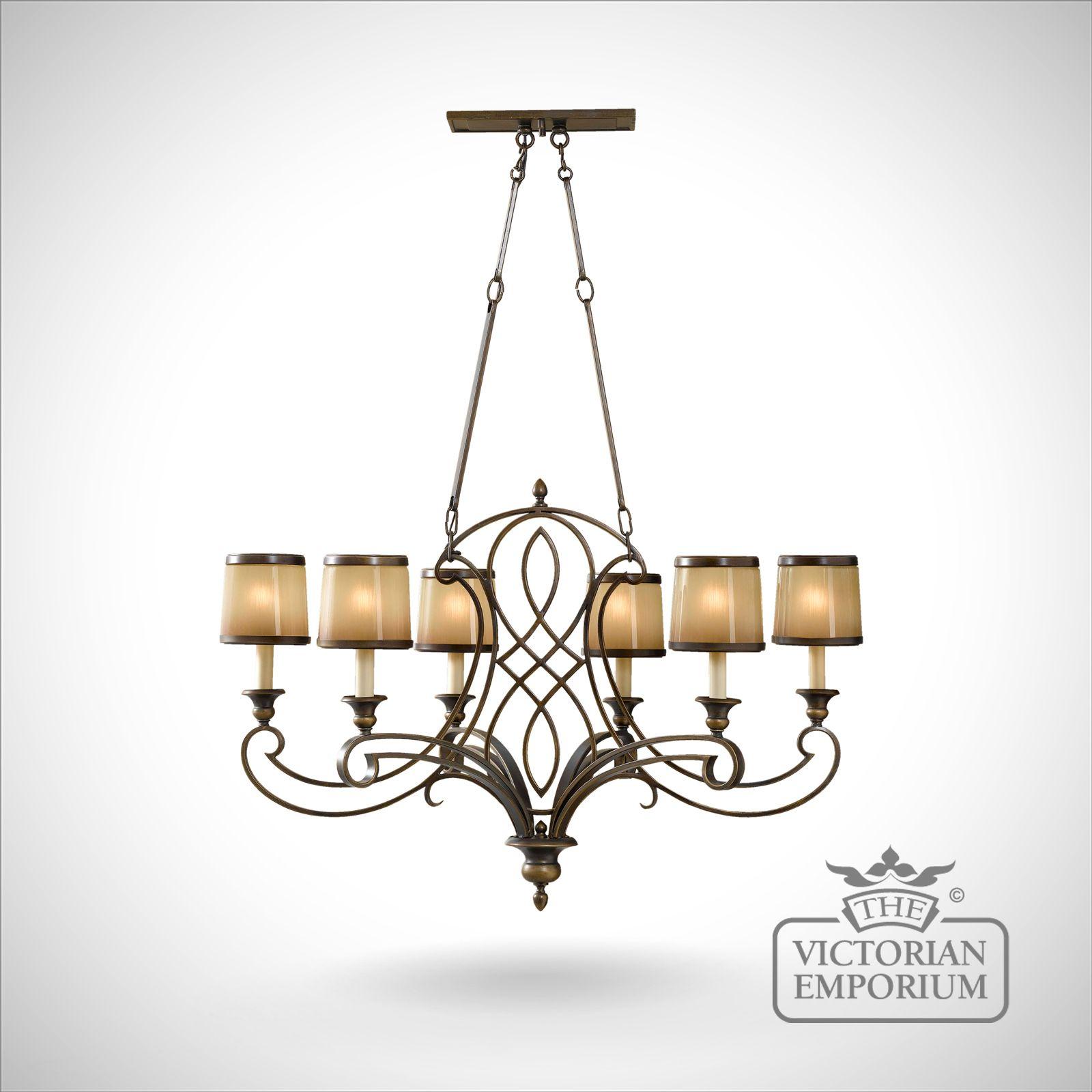 Justine chandelier – Victorian Chandelier