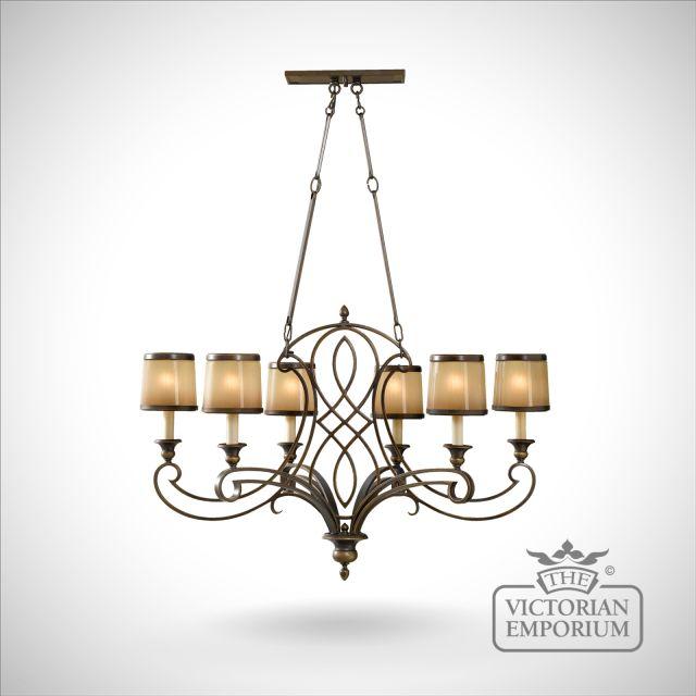 Justine chandelier