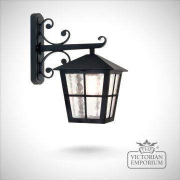 Canterbury wall lantern