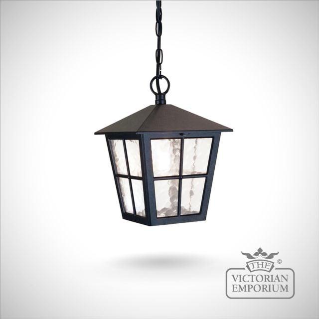 Exterior Ceiling Chain lantern