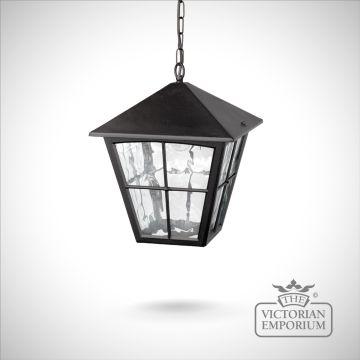 Edinburgh Exterior Ceiling Chain lantern