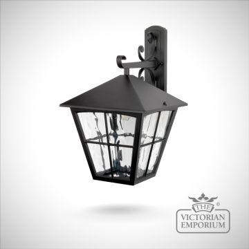 Edinburgh down wall lantern