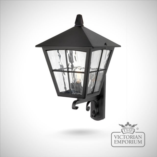 Edinburgh up wall lantern