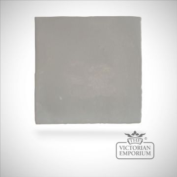 Classics - Chalk White Crackle Glazed Tiles - choice of sizes