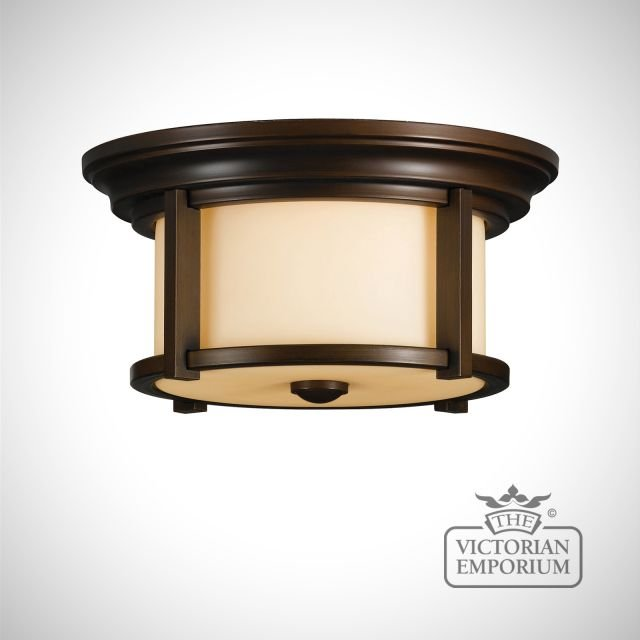 Merrell ceiling flush mount light
