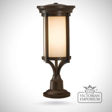 Merrell pedestal lantern