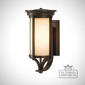 Merrell wall lantern in a choice of sizes