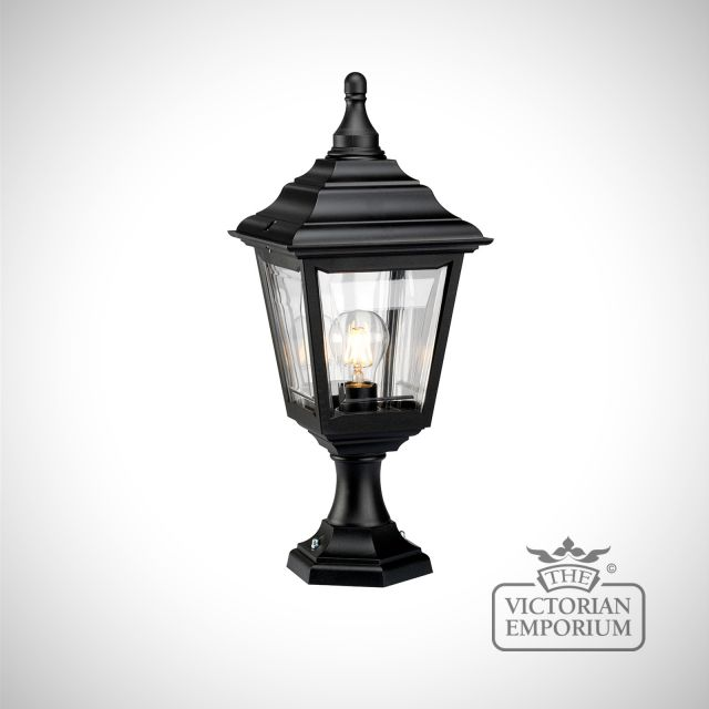 Kerry pedestal lantern or downlight
