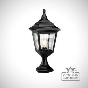Kerry pedestal lantern or downlight