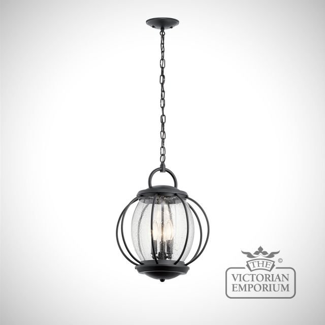 Vandalia chain lantern in a choice of two sizes