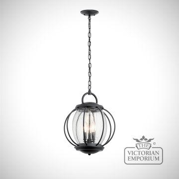 Vandalia chain lantern in a choice of two sizes