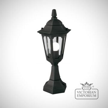 Parish mini pedestal lantern
