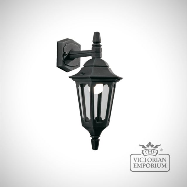 Parish Mini Pedestal Lantern: Parish Mini Down Wall Light