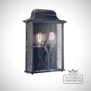 Wexford half wall lantern