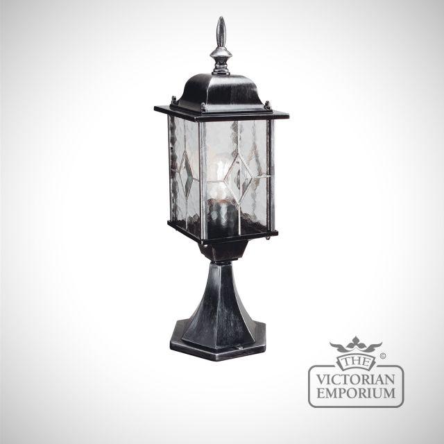 Wexford pedestal lantern