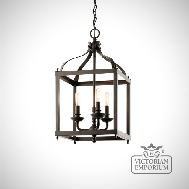 Larkins ceiling pendant - small or large