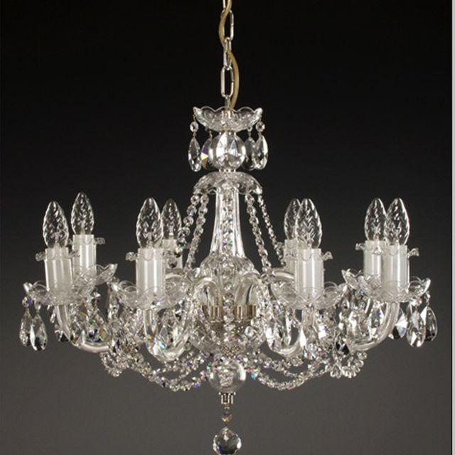 Classic 8 arm chandelier