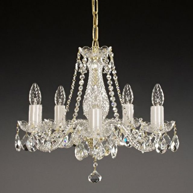 Beautiful small chandelier