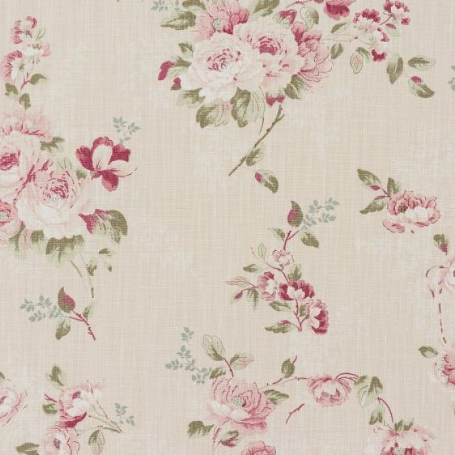 Chatsworth Fabric in a choice of colours - 100% Cotton