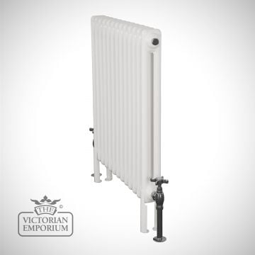 Plain steel column radiator 2 columns 710mm high