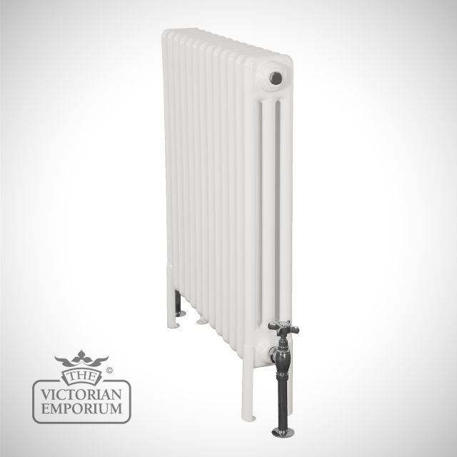 Plain steel column radiator 3 columns 710mm high