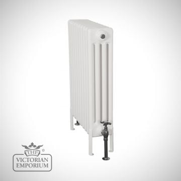 Plain steel column radiator 4 columns 710mm high